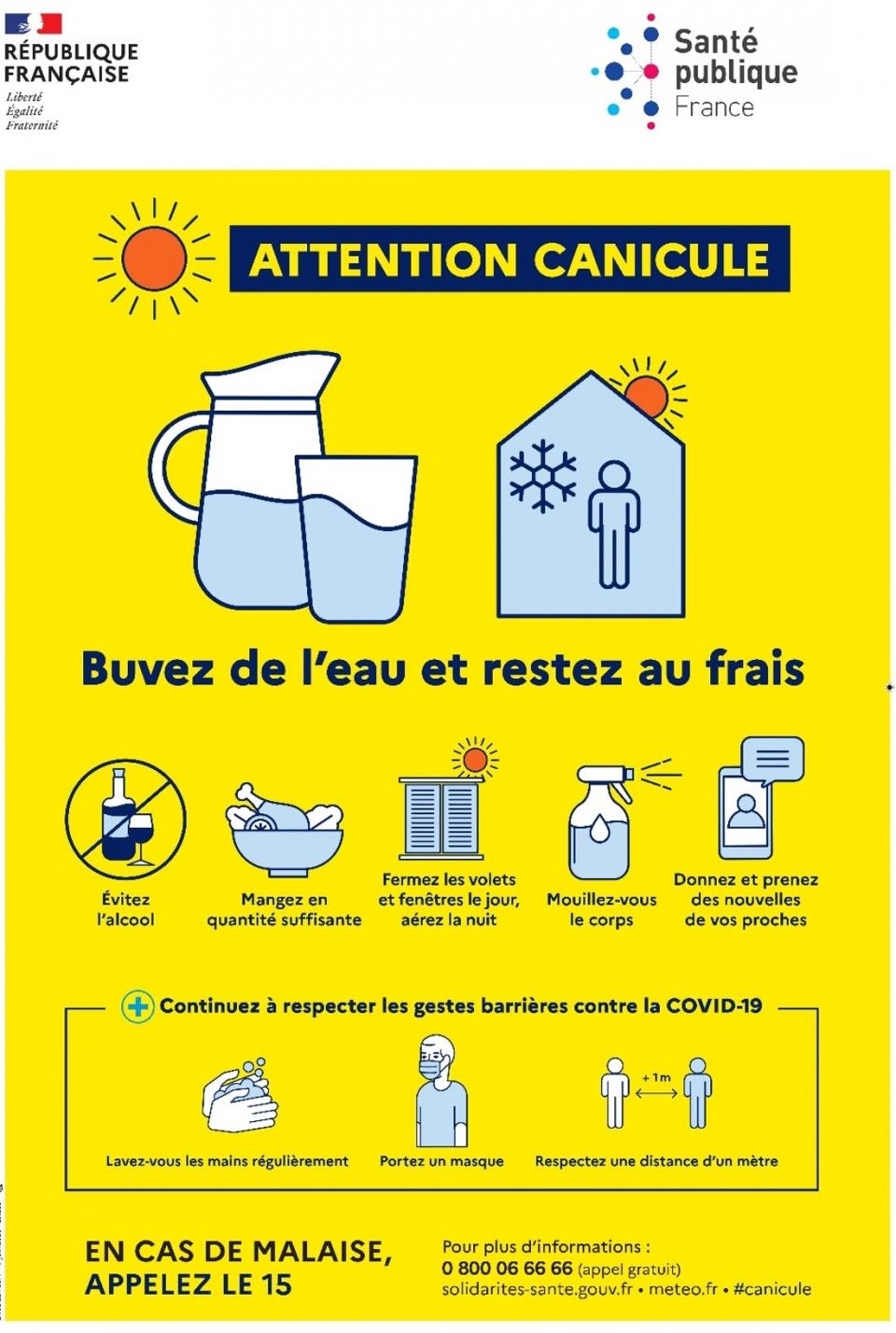 Canicule | Gouvernement.fr