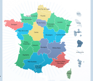 Map Of France New Regions.Territorial Reform Adopted By The National Assembly Gouvernement Fr