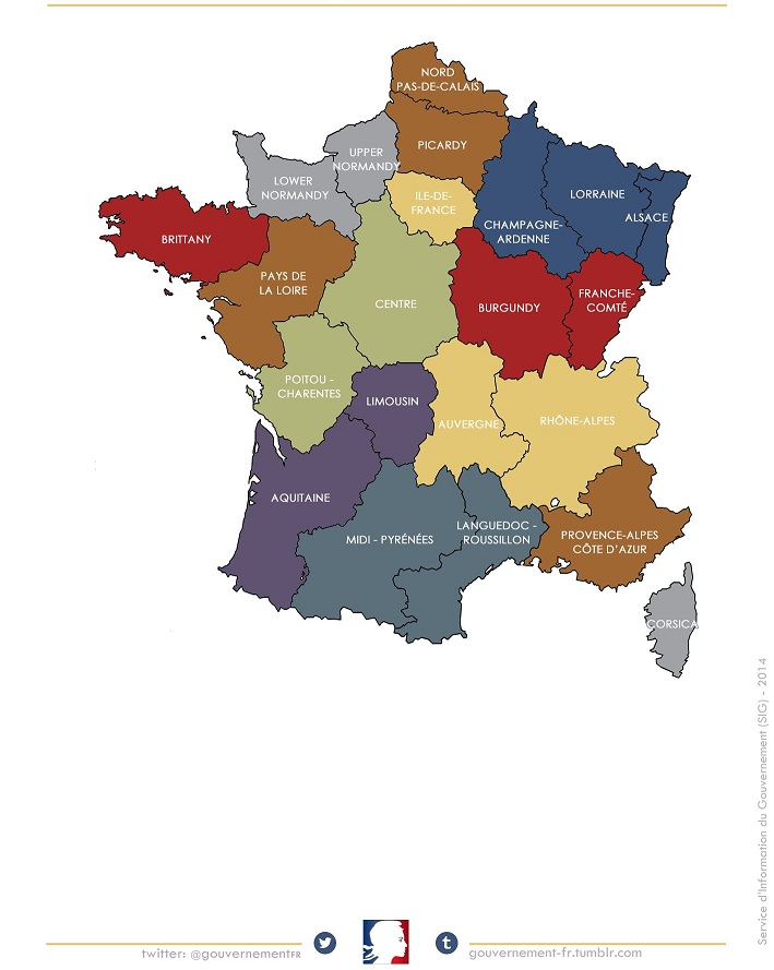 French territorial reform Gouvernementfr