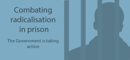 Combating radicalisation in prison
