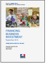 France - Financing Business Investment