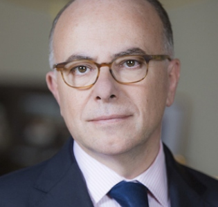 French PM Cazeneuve