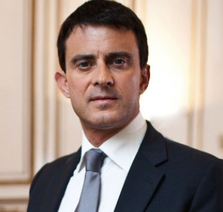 French PM Valls