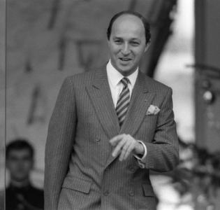 French PM Fabius