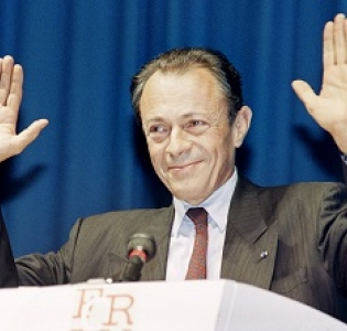 French PM Rocard