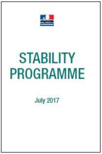 Stability Programme - France 2017