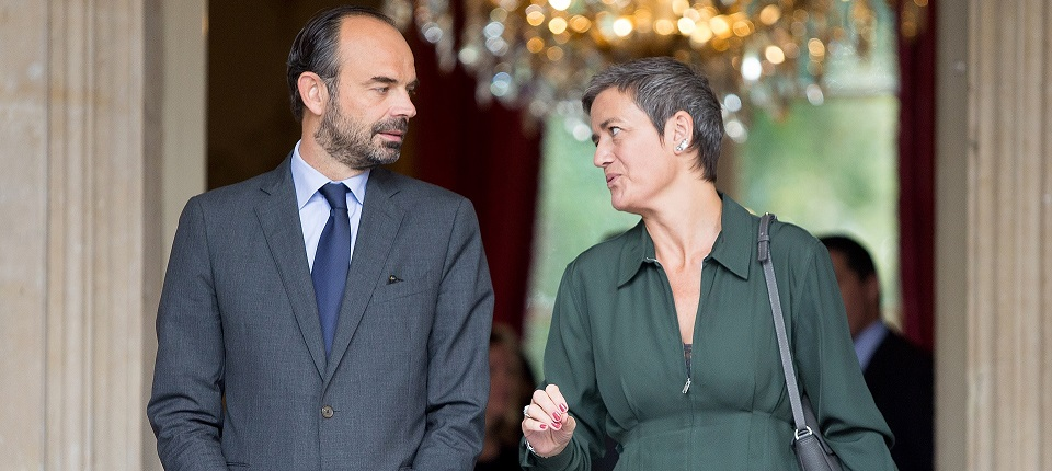 Meeting with Commissioner Margrethe Vestager