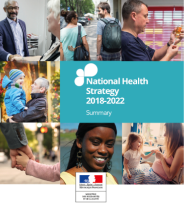France - National Health Strategy - 2018-2022