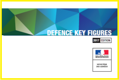France - Defence Key Figures - 2017