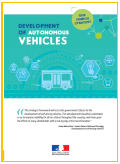 France - Development of autonomous vehicles