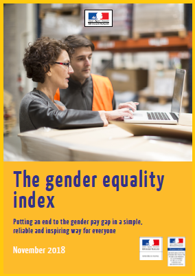Gender Equality Index - France
