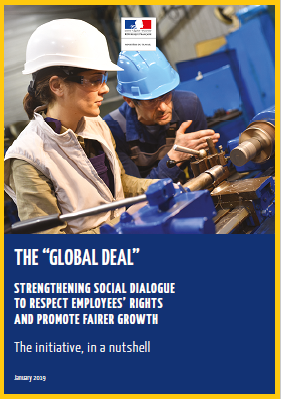 The global deal - Strengthening social dialogue