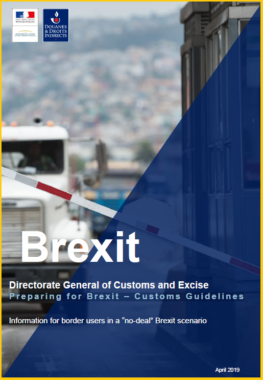 Brexit - No deal - Customs Guidelines