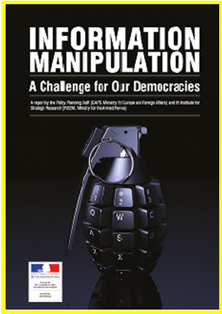 Against information manipulation