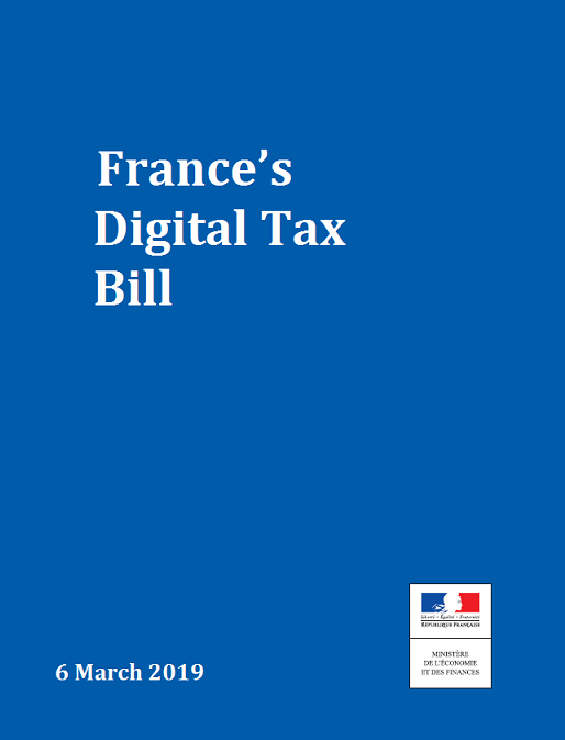 Digital Tax Bill