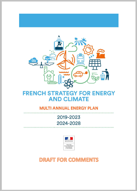 French Strategy for Energy and Climate