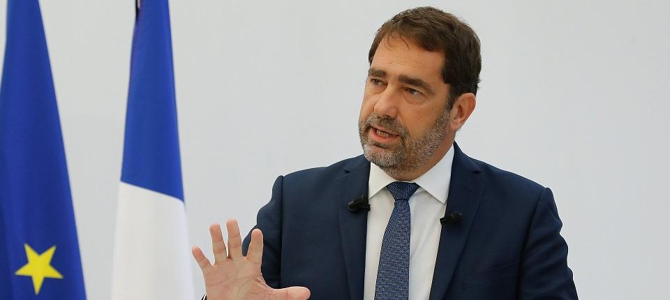 Christophe castaner - Cabinet du ministre de l interieur ...