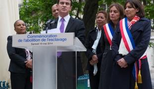 Commémoration de la traite, de l'esclavage et de leurs abolitions