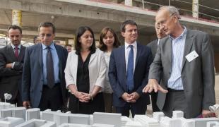 Signature de la charte d'engagement de la SNCF et RFF en faveur du logement