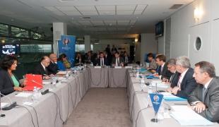 """Réunion interministérielle """"Euro 2016"""""""
