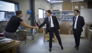 Déplacement du Premier ministre à Toulouse