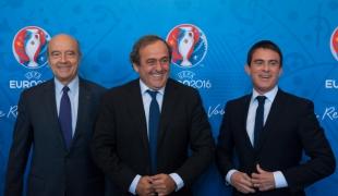 Réunion du Comité de pilotage de l'UEFA Euro 2016 à Bordeaux