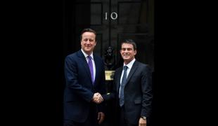 Déplacement du Premier ministre à Londres