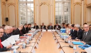 Installation du Comité de suivi des aides publiques