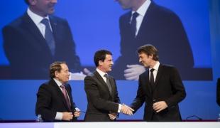 97e Congrès de l'Association des maires de France