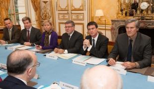 Réunion interministérielle sécurité