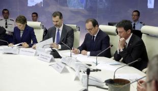 Crash du vol de la Germanwings : réunion de la cellule interministérielle de crise