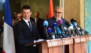 Déplacement au Maroc