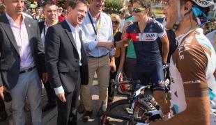 Déplacement Tour de France 2015