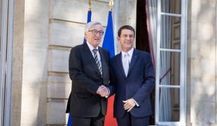 Entretien avec Jean-Claude Juncker, président de la Commission européenne