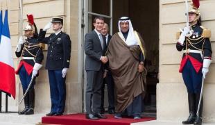 Visite officielle du Premier ministre de l'État du Koweït