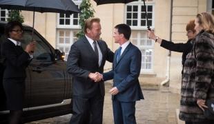 Entretien avec Arnold Schwarzenegger