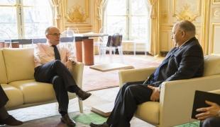 Entretien avec M. Dalil Boubakeur, Recteur de la Mosquée de Paris