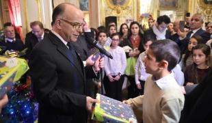 Le Premier ministre reçoit les Chrétiens d'Orient réfugiés en France