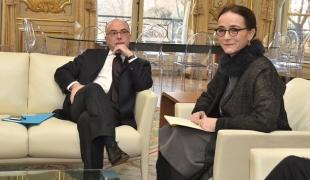 Entretien avec Delphine Ernotte Cunci