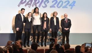 Présentation de la candidature de Paris 2024