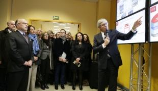 Déplacement à Grenoble
