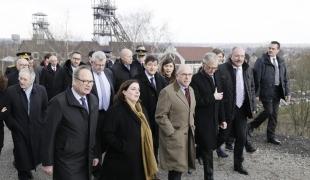 Signature de l''Engagement pour le renouveau du bassin minier du Nord et du Pas-de-Calais