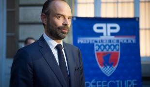 Déplacement à la préfecture de police de Paris
