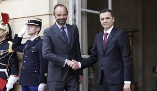 Entretien avec M. Sorin Grindeanu, Premier ministre de Roumanie