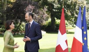 Entretien avec Doris Leuthard, Présidente de la Confédération Suisse