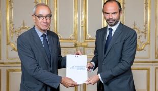 Remise du rapport Pisani-Ferry et présentation du Grand Plan d'Investissement