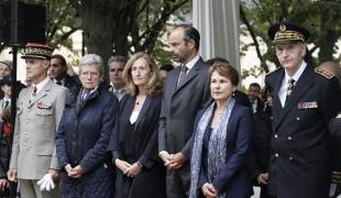 Hommage national aux victimes du terrorisme