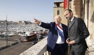 Déplacement à Marseille
