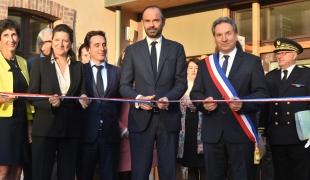 Le Premier ministre, Edouard Philippe, présente le Plan du Gouvernement pour l'égal accès aux soins dans les territoires