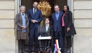 Jeux Paralympiques 2024 : Entretien avec Andrew Parsons